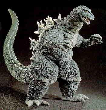 Godzilla 1962 Suit Godzilla Series Kaiju